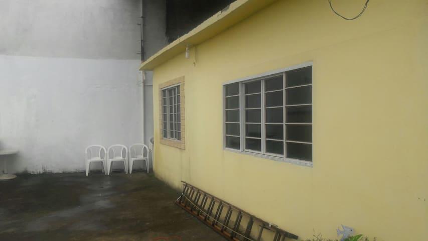 São João de Meriti的民宿