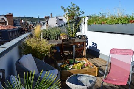 Terrasse de Jaude (2p - avec petit-déjeuner)