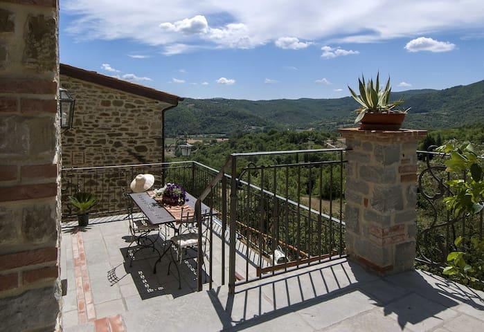 Castel Focognano的民宿