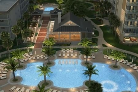 Ocean Oak Resort by Hilton Grand Vacations 2BR 2BA