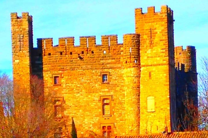 Castelnau-Valence的民宿