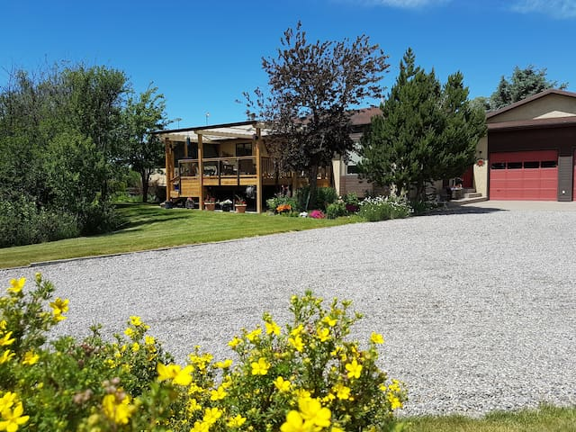 Fort MacLeod的民宿