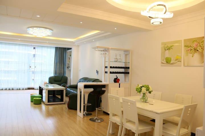 【马岭河峡谷景区】精品民宿#温馨家庭大套房