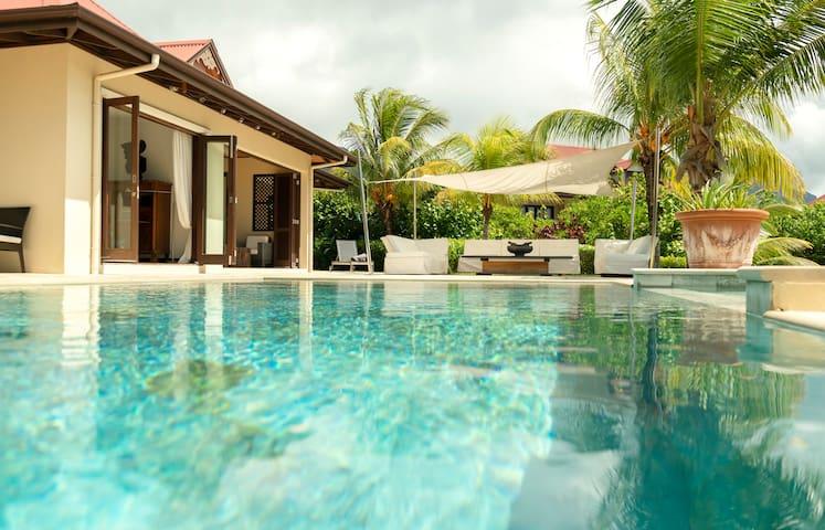 Eden Island, Seychelles的民宿