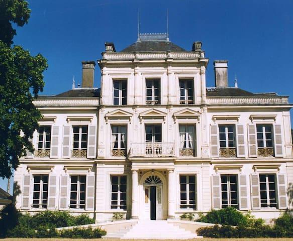 La Bruère-sur-Loir的民宿