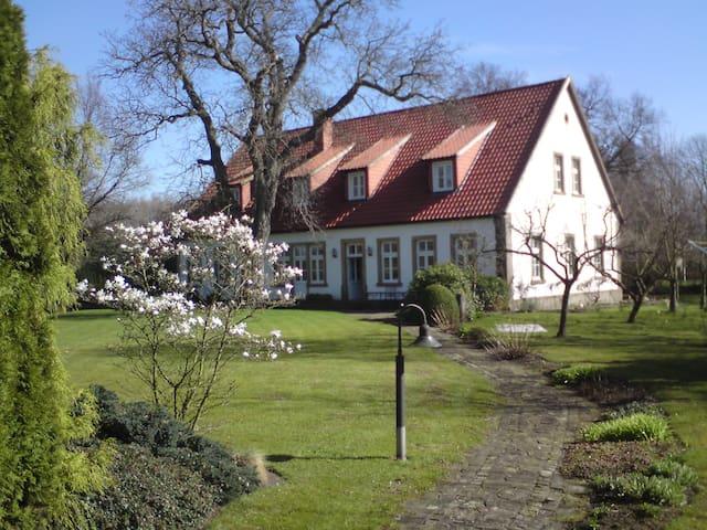 Mettingen的民宿