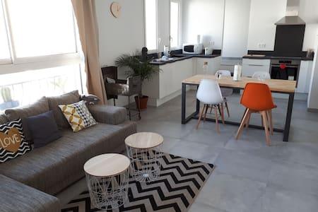 Charmant appartement neuf centre ville Perpignan