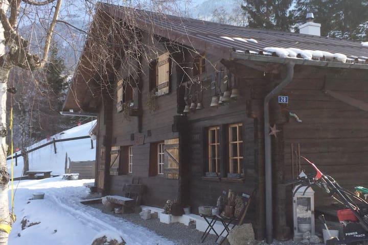 格林德瓦的民宿