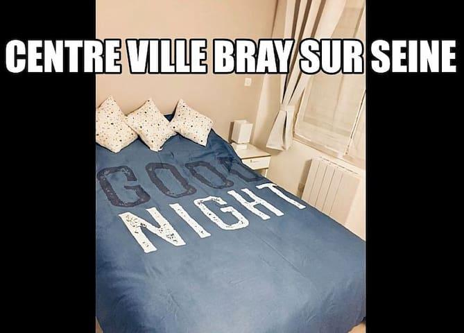 Bray-sur-Seine的民宿