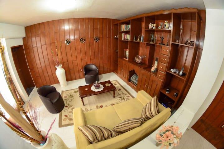 Tula de Allende的民宿