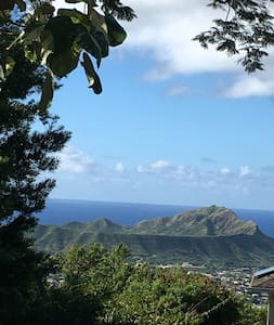 Private Guest Suite On Maunalani Heights Honolulu