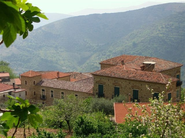 Serramezzana的民宿
