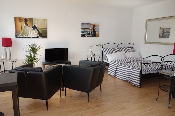 Urban Living - Appartment mit edlem Flair