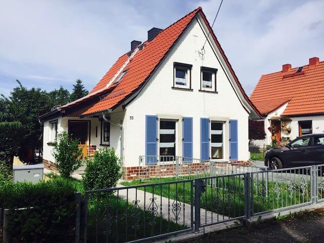 Ziegenrück的民宿