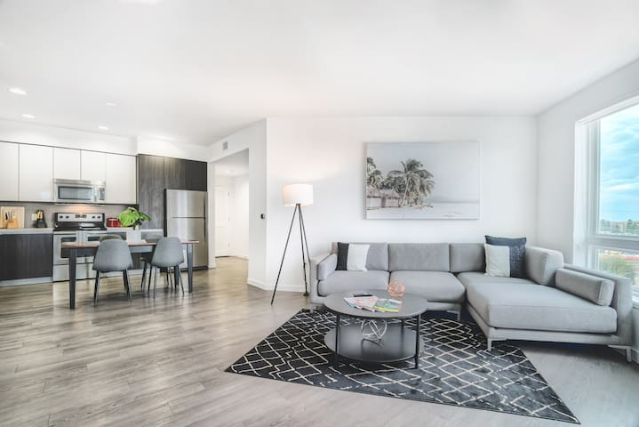 TRIBE ❤️ All New! Spacious 2BR in North San Jose