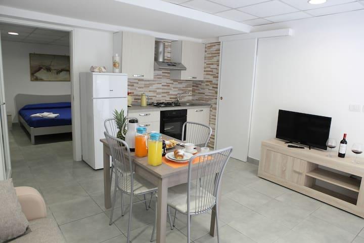 Matisse, cozy apartment in the city center