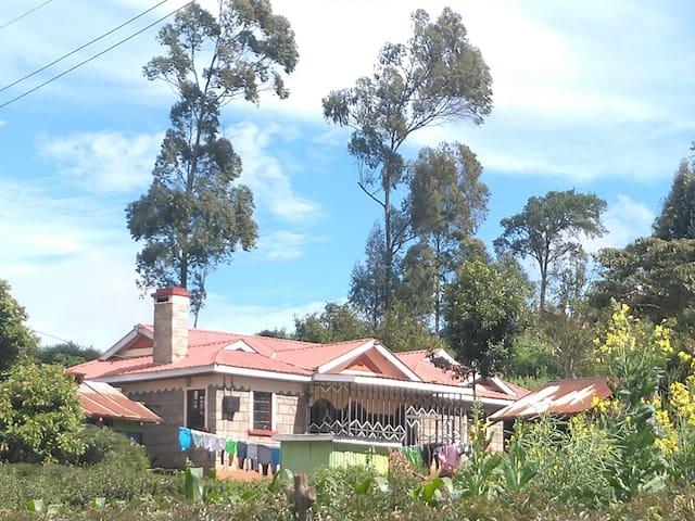 Kiambu County的民宿