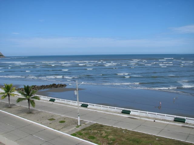 Bahia de Caraquez的民宿