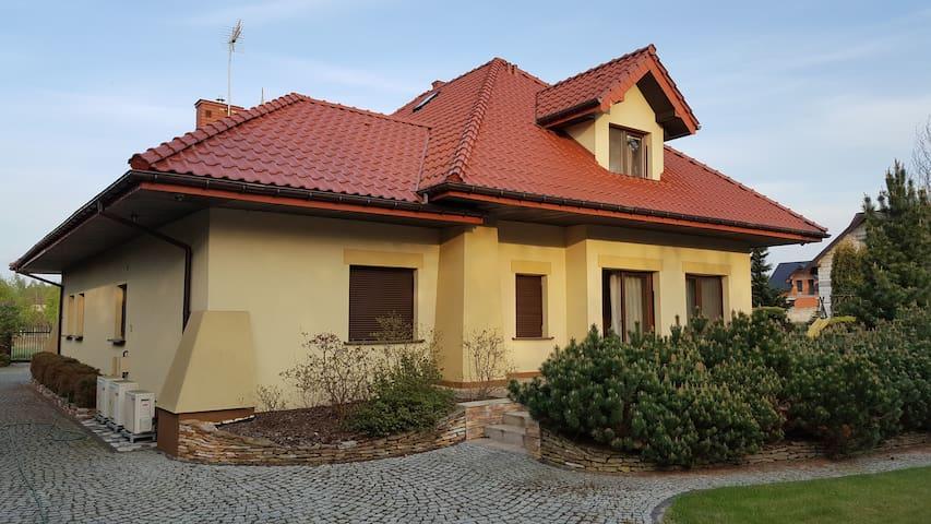Jedlnia-Letnisko的民宿