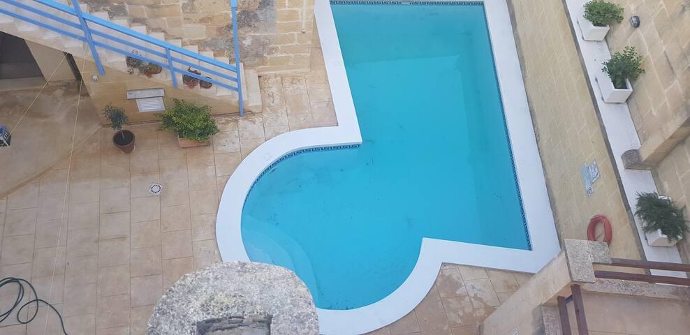 Gozo FarmHouse ,Pool,  Sun Terrace, Free Parking.