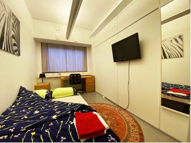 Delightful separate room.(Not Shared Room)