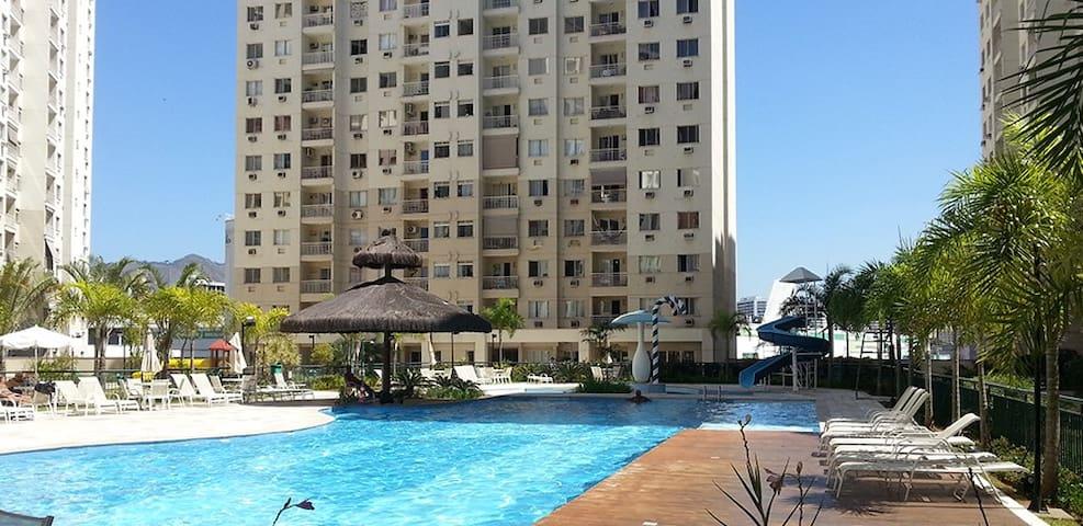 Apartamento II condomínio com total infraestrutura