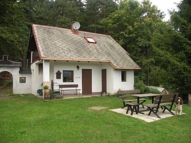 Malá Skála的民宿