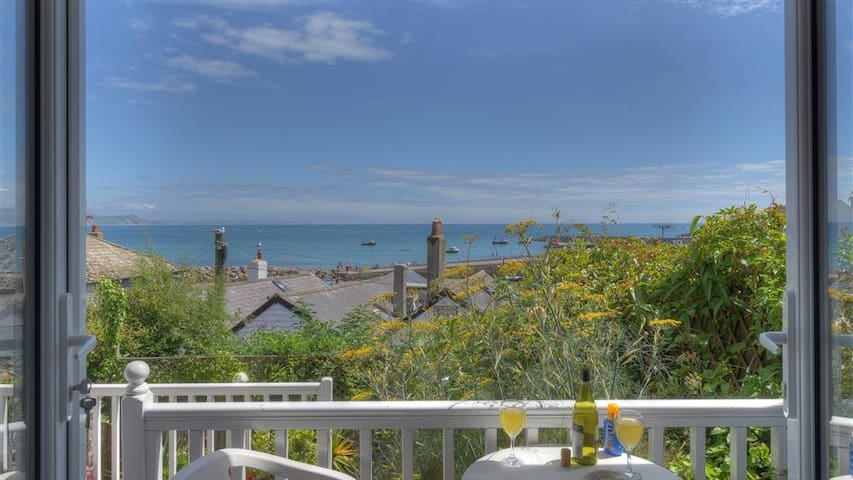 莱姆里杰斯(Lyme Regis)的民宿