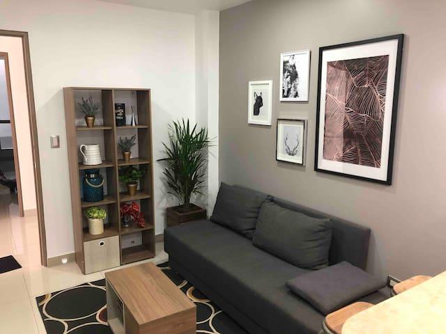 Convenient apartment near Santa Fe 105