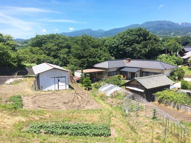 Komoro-shi的民宿