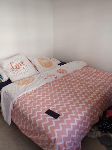 Bonjour mon appartement c est de 70 metres carré