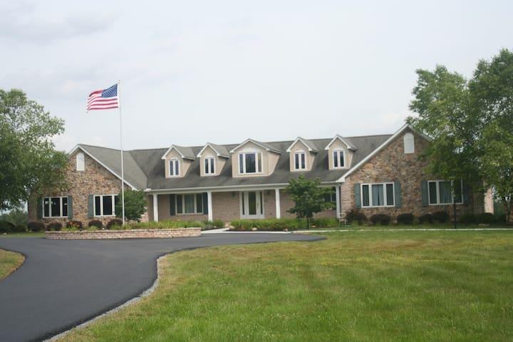 葛底斯堡(Gettysburg)的民宿