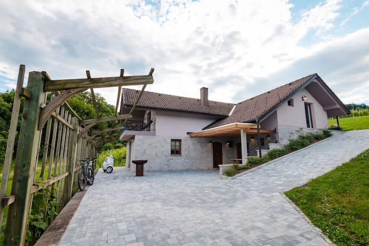 Šmarješke Toplice的民宿