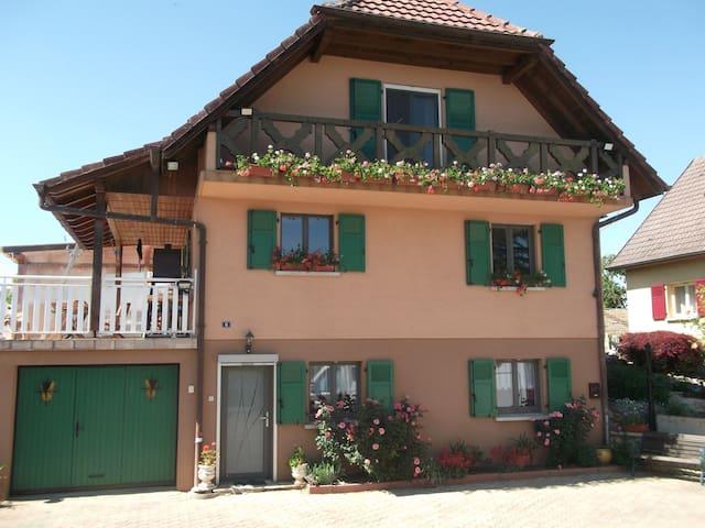 Traubach-le-Bas的民宿