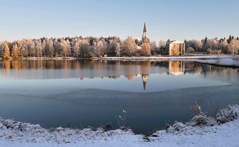 罗瓦涅米(Rovaniemi)的民宿