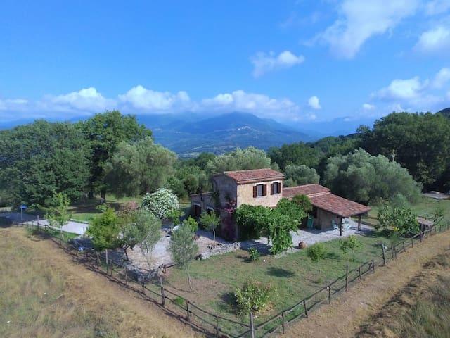 Roccagloriosa的民宿