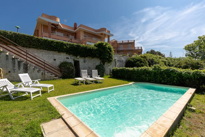 Villa Gloria, Lido dei Gigli, Anzio