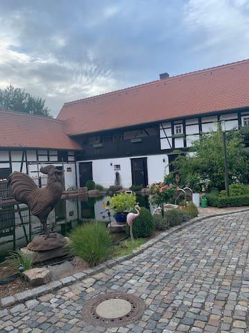 Ziegelheim的民宿