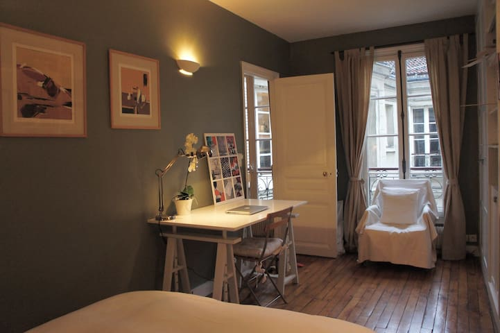 Lovely flat in paris