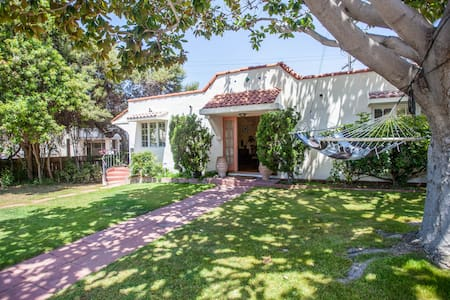 Perfect La Jolla Spanish Cottage