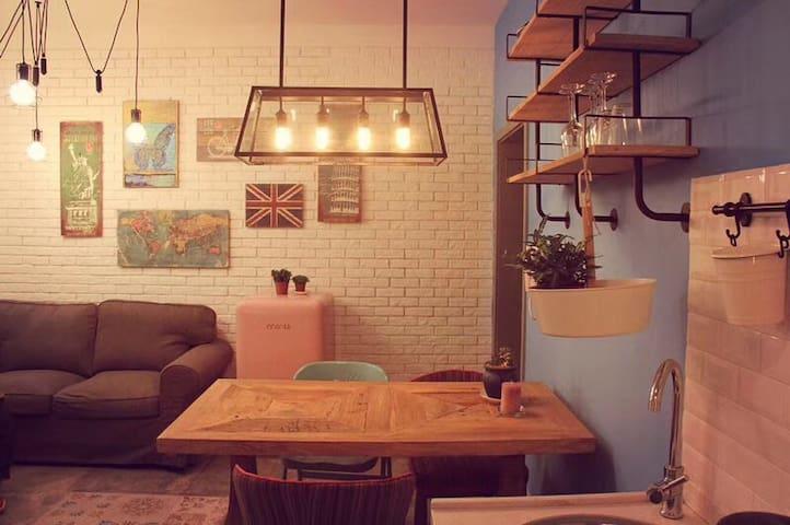 Neijiang的民宿