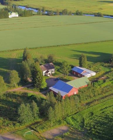 Haapajärvi的民宿