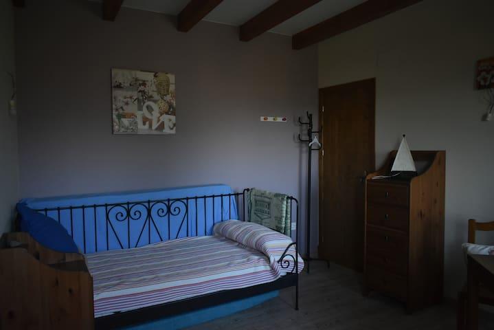 Bed & Breakfast en el Pirineo Aragonés, para 1-2 p
