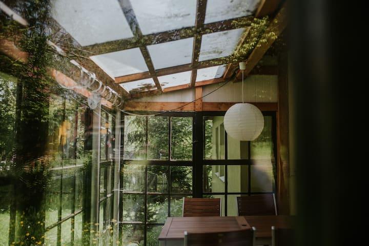 Izerski Zakątek - Żółty Domek