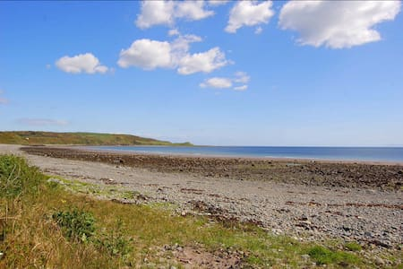 The Haven, Luce Bay, Galloway