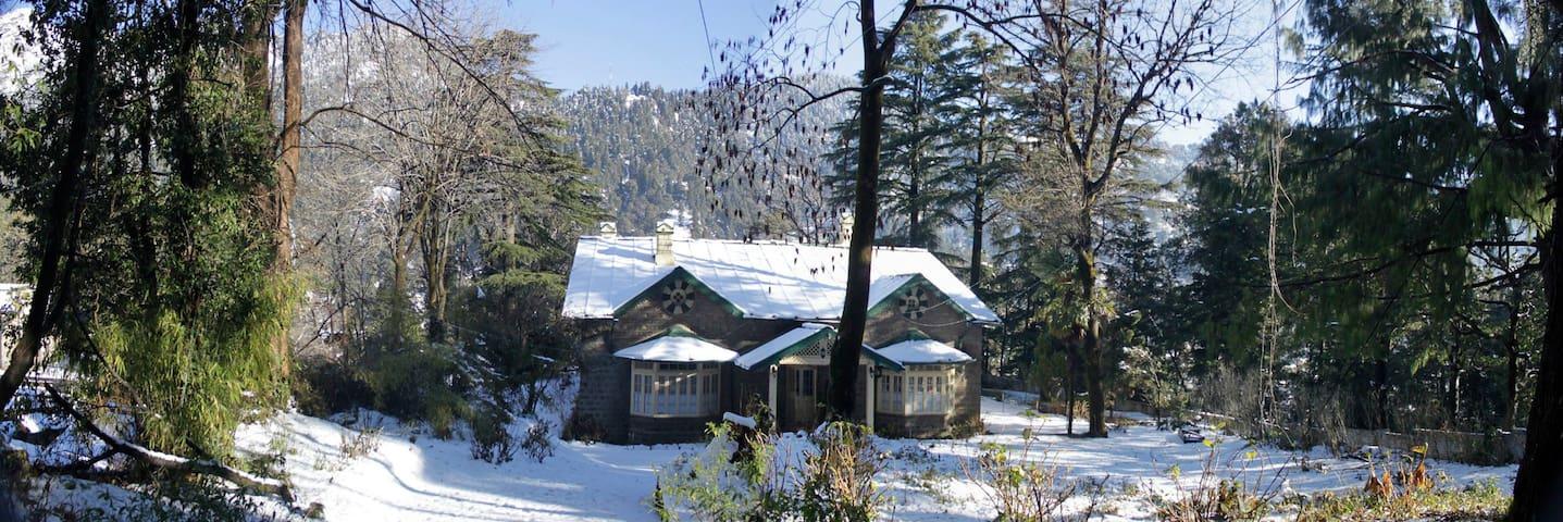 Nainital的民宿