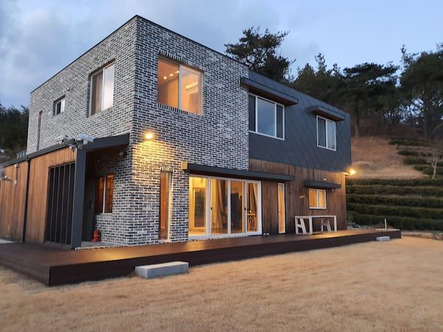 Boknae-myeon, Boseong的民宿