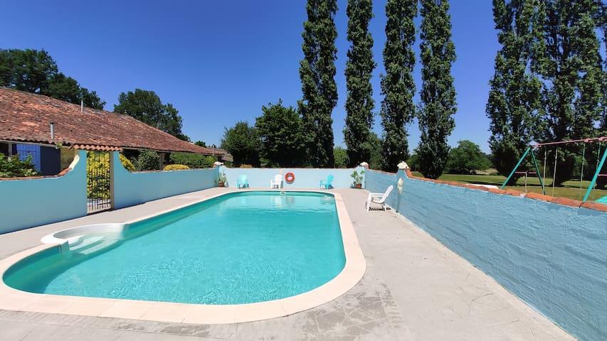Faymoreau的民宿
