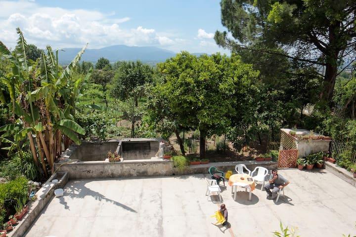 San Potito Sannitico的民宿