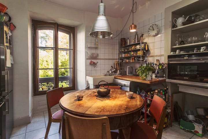 Beautiful flat in the old town